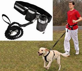 Hands Free Running Lead - Dog Waist Lead Review